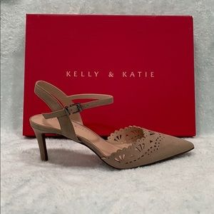 Kelly & Katie Zabell Pumps